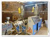 pe三层共挤管材设备  pe管生产线