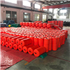 FT50*100訂做攔污網浮漂水電站漂浮桶產商