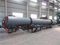 西宁河沙三回程烘干机设备