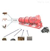 猪粪有机肥造粒机结构特点及工作原理
