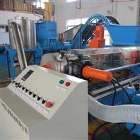 供应POE喷丝枕芯设备 POE喷丝坐垫挤出机