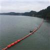 FT40*100沙河水库浮式拦污排垃圾导漂排装置