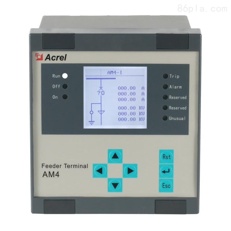 安科瑞AM4系列微机保护器