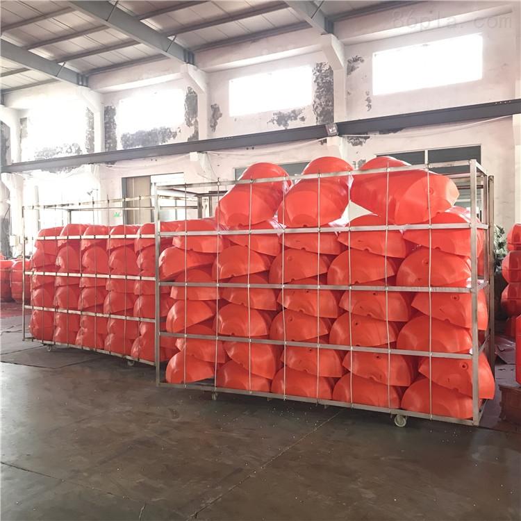 设计水电站拦渣浮漂超强滚塑隔离浮筒