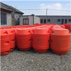 黄冈挖沙船浮体耐磨管道浮筒生产厂家