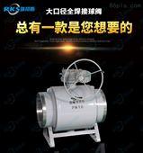 瑞柯斯-大口徑全焊接球閥-價格優惠