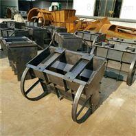 隔離墩鋼模具生產工藝