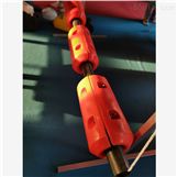 兩半式抽沙管浮筒