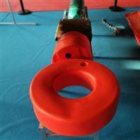 水上乐园安装浮圈平台