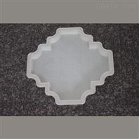 广场彩砖塑料模具