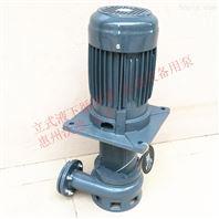 源立立式0.75kw循环水泵液下泵喷漆泵