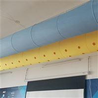 销售布袋风管 纤维布风管生产厂家