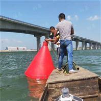 内河浮标 福清航道浮标 河道施工警示浮筒