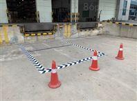 装卸区域安全保护月台上下货防护上海立宏
