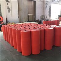 FT60*100直径60厘米河道拦垃圾浮漂管式拦污排尺寸