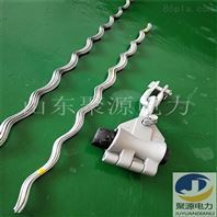 光缆悬垂线夹预绞式悬垂夹具ADSS悬垂金具串
