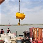 湖泊物联网实时监测浮标圆柱形航标介绍