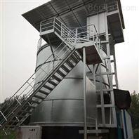 高温智能好氧发酵罐的工作过程及出料方式
