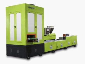 CHINAPLAS 2019:精业机器注拉吹新机型将亮相展会