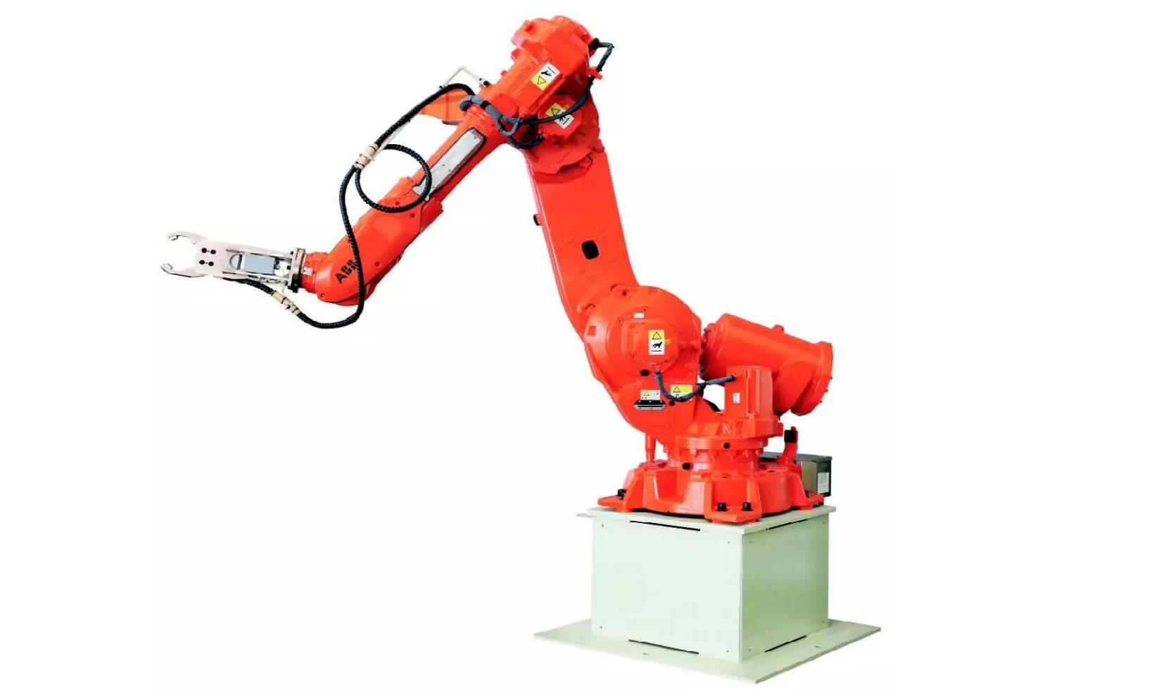 【GIFA 2019】高通用性取件去渣包机器人系统