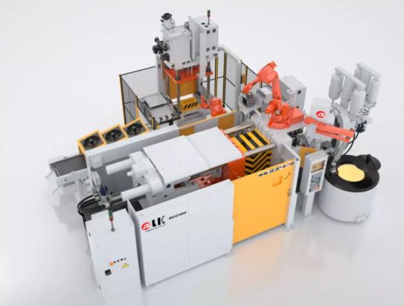 GIFA2019|定格歐洲市場,力勁集團將展出智能高效壓鑄機
