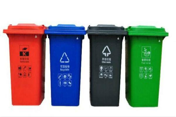 销量暴增3200%,垃圾分�缋嘁�爆垃圾桶卖断货