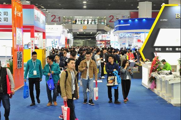 广州国际工业自动化及装备展览会 2020载誉重临