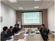 朱文瑋理事長率隊 拜訪四川大學塑料加工行業相關院士、教授