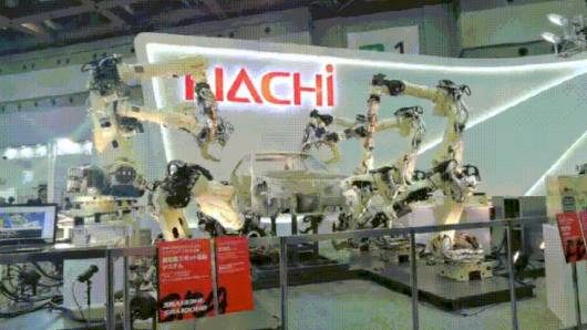 仙知機器人|日本國際機器人展觀后感,國產機器人的機遇和挑戰
