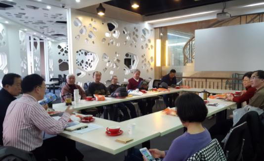 上海塑料行业协会召开2020年迎春团拜会