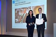 Arburg(阿博格)股東Eugen Hehl被授予終身成就獎