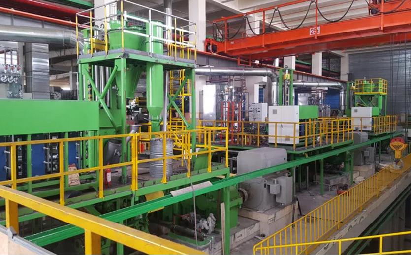 大橡塑公司橡机装备成套总包项目再获新突破