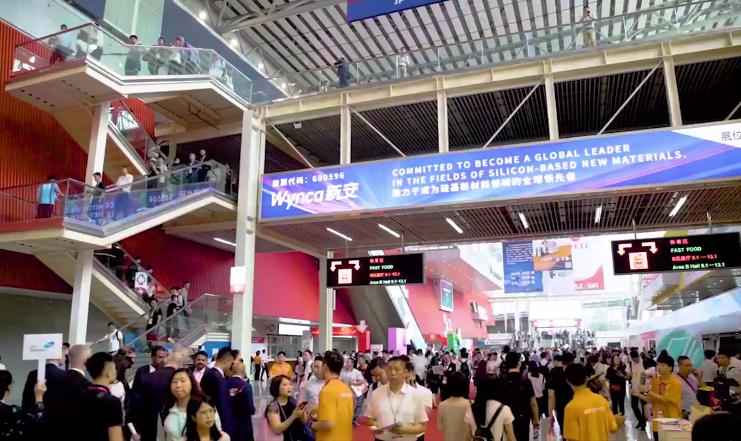 国际橡塑展 :3分钟回顾超燃现场